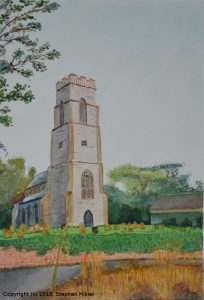 St Botolph parish Church, Banningham