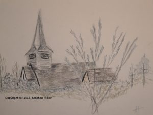 Laindon Church Tinted Charcoal