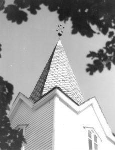 Jondal Kyrkje August 2015