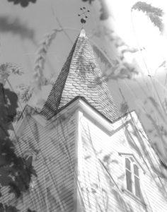 Jondal Kyrkje Overlay