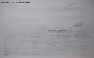 a-ship-on-the-north-sea-pencil