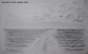 the-north-sea-pencil